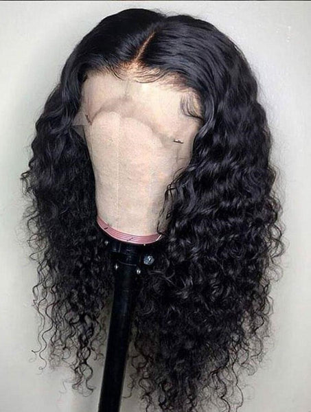 Brazilian Water Wave 360 Lace Front Wig Pre Plucked with Baby Hair - Exotic Hair Shop