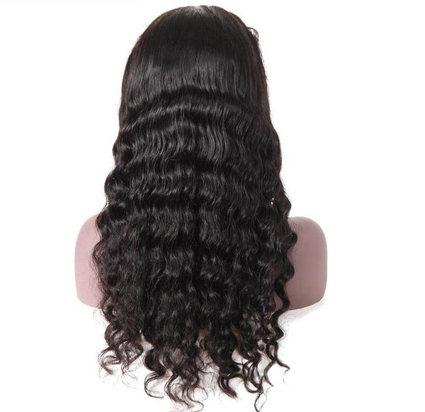 Brazilian Exotic Wave Lace Front Wig - Exotic Hair Shop