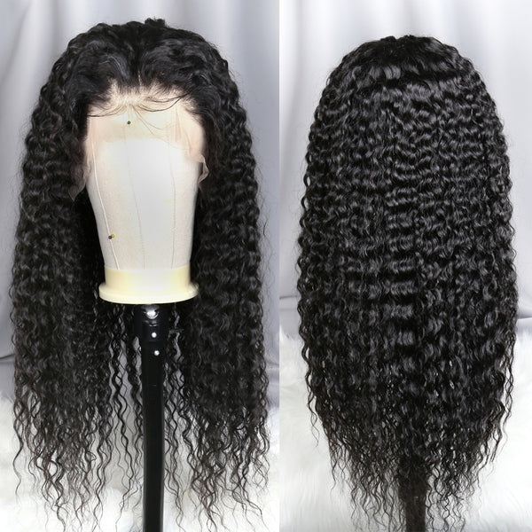 Swiss Lace Exotic Curly Lace Front Wig - Exotic Hair Shop