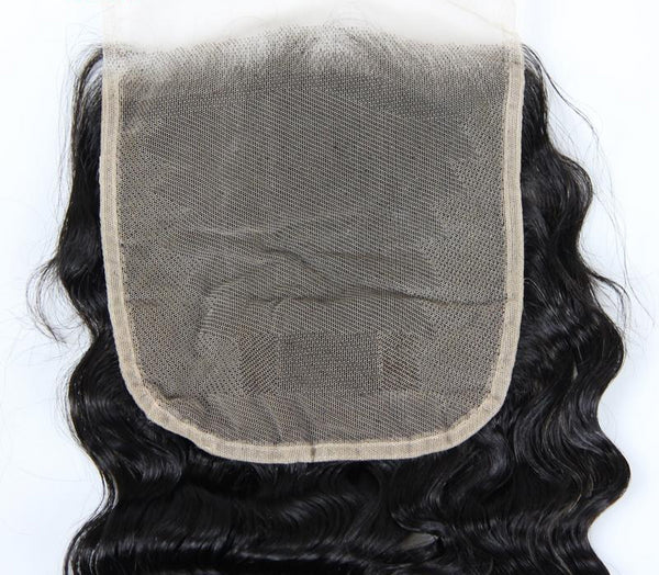 Swiss Lace Closure Brazilian Loose Wave 6x6 Closure - Exotic Hair Shop