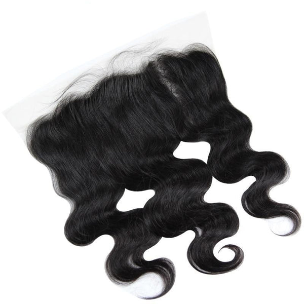 Swiss Lace Frontal Peruvian Body Wave 13x6 Lace Frontal - Exotic Hair Shop
