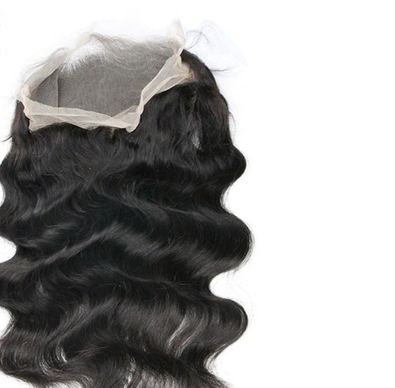 Swiss Lace Frontal Brazilian Body Wave 360 Lace Frontal - Exotic Hair Shop
