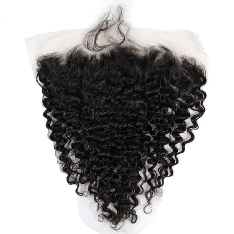 Swiss Lace Frontal Brazilian Exotic Wave 13x4 Lace Frontal - Exotic Hair Shop