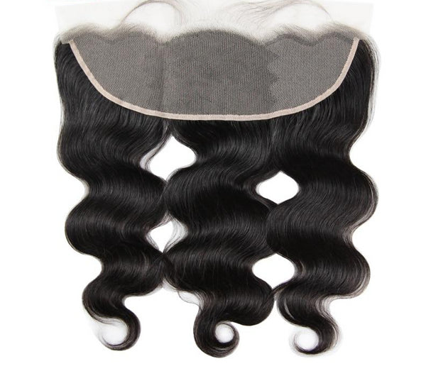 Swiss Lace Frontal Peruvian Body Wave 13x4 Lace Frontal - Exotic Hair Shop