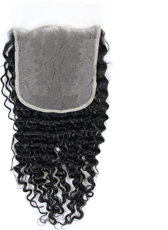 Swiss Lace Closure Brazilian Exotic Wave 7x7 Closure - Exotic Hair Shop