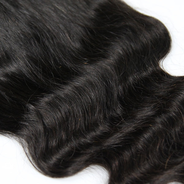 Swiss Lace Closure Brazilian Body Wave 7x7 Closure - Exotic Hair Shop