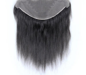 Swiss Lace Frontal Brazilian Straight 13x6 Lace Frontal - Exotic Hair Shop