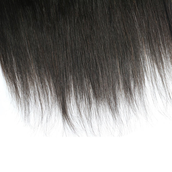 Swiss Lace Frontal Brazilian Straight 13x4 Lace Frontal - Exotic Hair Shop