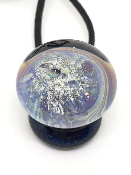 Encased Cremation Ashes Pendant