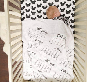 Organic Crib Sheet | Modern Mouse