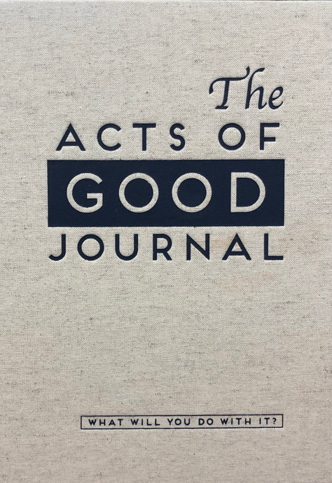 Journal of the Golden Rule