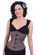 Load image into Gallery viewer, Chain Hourglass Corset