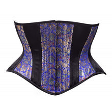 Load image into Gallery viewer, Royal Blue Hourglass Cincher