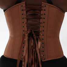 Load image into Gallery viewer, Nude Cinnamon Corset