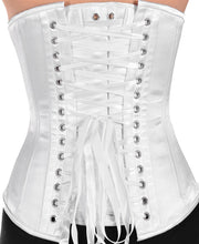 Load image into Gallery viewer, White Corset Modesty Panel