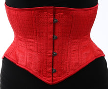Load image into Gallery viewer, Red Waist Cincher