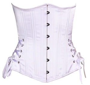 Bridal Satin Long Corset
