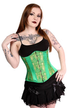 Load image into Gallery viewer, Emerald Corset