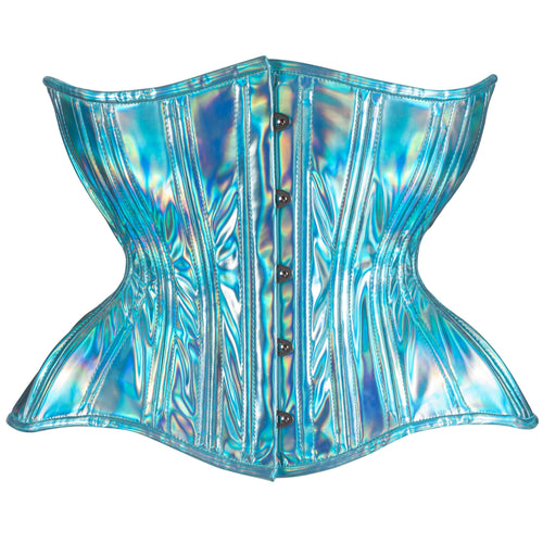 Blue Skies Cupped Corset, Gemini Silhouette, Regular
