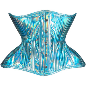 Blue Skies Straight Corset, Gemini Silhouette, Regular