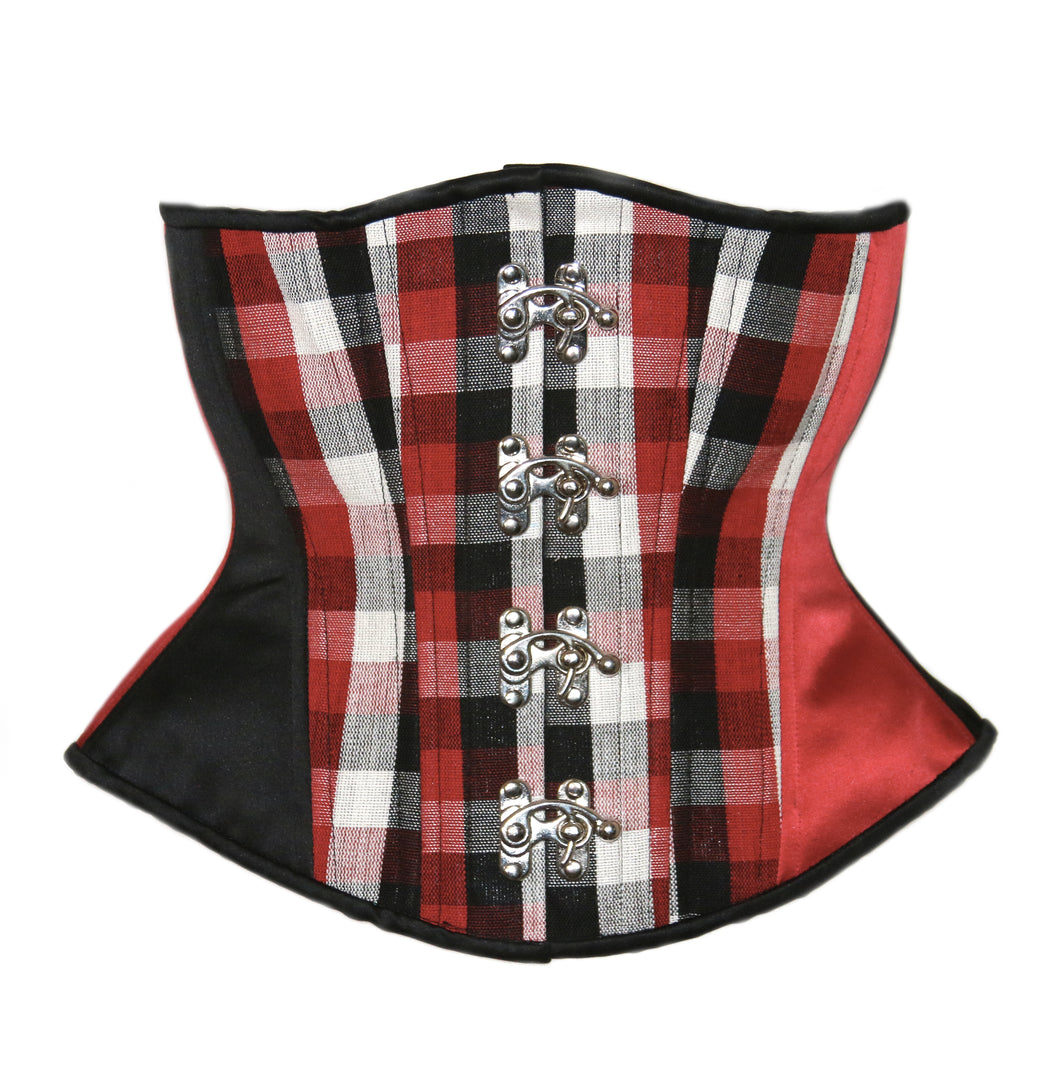 Checkered Harley Novice, Hourglass Silhouette, Regular