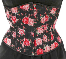 Load image into Gallery viewer, Just Like Heaven Underbust Corset, Multi Silhouette