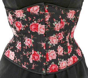 Just Like Heaven Underbust Corset, Multi Silhouette