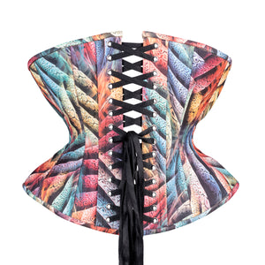 All The Colors Corset, Libra Silhouette, Regular