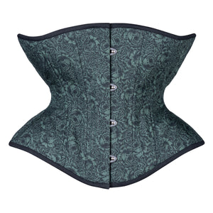 Green with Envy Corset, Libra Silhouette, Regular
