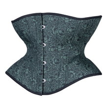 Load image into Gallery viewer, Green with Envy Corset, Libra Silhouette, Regular