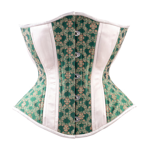 Victorian Tapestry Novice Corset, Hourglass Silhouette, Regular