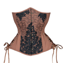 Load image into Gallery viewer, Hourglass - Corset - Silhouette - Long Corset - Long torso - Corsetry - Underbust - Curvy