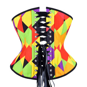 Crazy Colors, Hourglass Silhouette, Regular