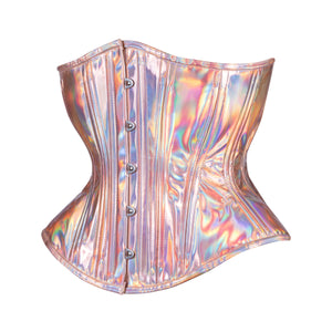 Just Peachy Corset, Hourglass Silhouette, Regular