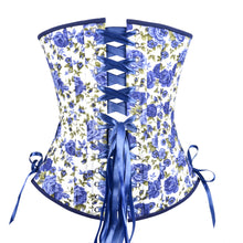 Load image into Gallery viewer, Close to You Blue Corset, Slim Silhouette, Long