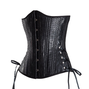 Dragon Master Corset, Slim Silhouette, Long