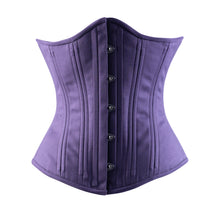Load image into Gallery viewer, True Purple Corset, Slim Silhouette, Regular**-PHOTO SAMPLE, ONLY SIZE 22 IS AVAILABLE