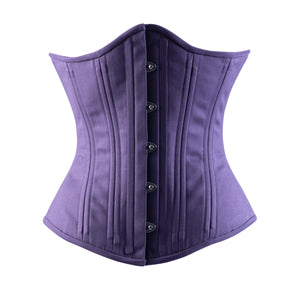 True Purple Corset, Slim Silhouette, Regular**-PHOTO SAMPLE, ONLY SIZE 22 IS AVAILABLE