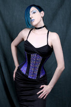 Load image into Gallery viewer, Royal Blue Chinese Corset