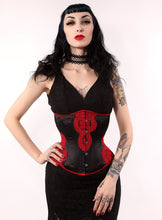 Load image into Gallery viewer, Crimson Corset