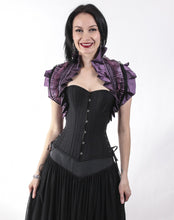 Load image into Gallery viewer, Black Corset Top