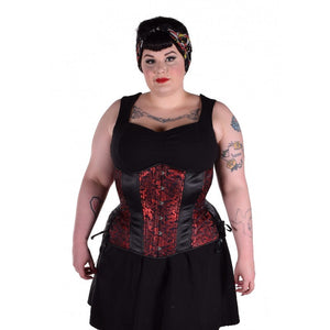 Dragon Long Hourglass Corset