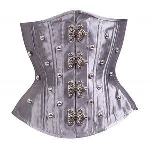 Steampunk Studded Hourglass