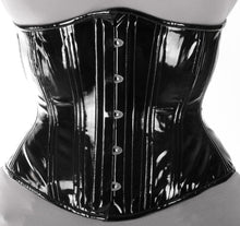 Load image into Gallery viewer, Vinyl Corset