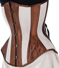 Load image into Gallery viewer, Sepia Corset