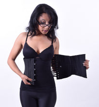 Load image into Gallery viewer, Corset Liner Black