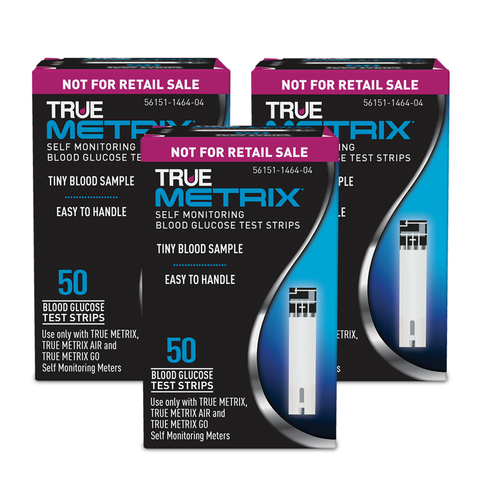 TRUE METRIX® Self-Monitoring Blood Glucose Test Strips