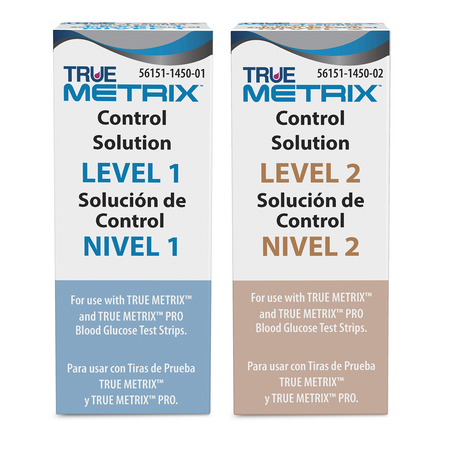 TRUE METRIX® Control Solution - Level 1 & Level 2