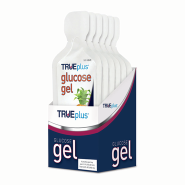 TRUEplus® Fruit Punch Glucose Gel - Tray of 6