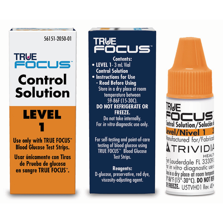 TRUE FOCUS™ Control Solution - Level 1